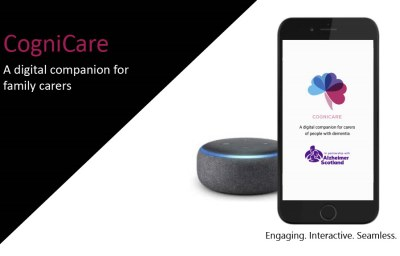 image of CogniCare app