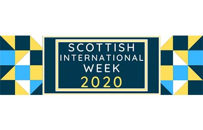Scottish Business Week 2020 logo