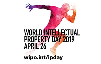 World IP Day 2019 logo