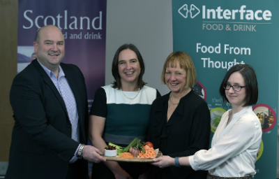 Interface Food and Drink team photo