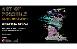 Art of Possible: Business by Design event banner