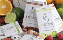 IQ Chocolates develop healthy chocolate bars