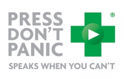 Press Dont Panic Audio Alerts