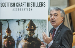 Scottish Craft Distillers Scottish Parliament