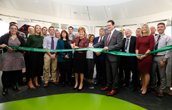 First Minister Nicola Sturgeon formally opens Roslin Innovation Centre_Credit Scottish Government