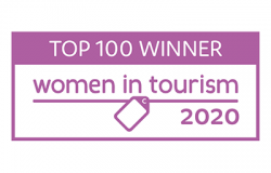 Women in Tourism logo 2020