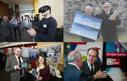 The Scottish Knowledge Exchange Awards 2018 collage photo