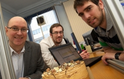 Researchers at Strathclyde use Hyperspectral Imaging to test Lightbody cakes
