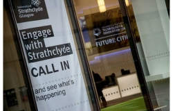 Engage with Strathclyde