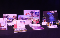 The Scottish Knowledge Exchange Awards exhibition