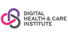 The Digital Health & Care Institute logo