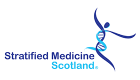 Stratified Medicine Scotland logo